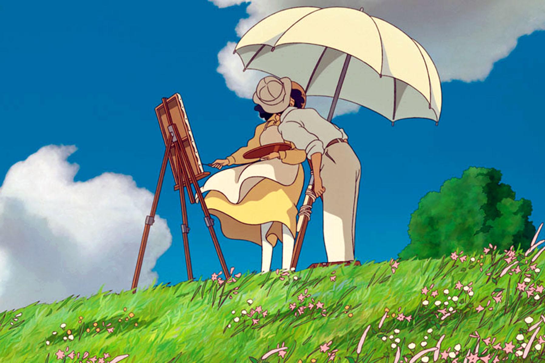 Le vent se lève © 2013 Studio Ghibli/NDHDMTK
