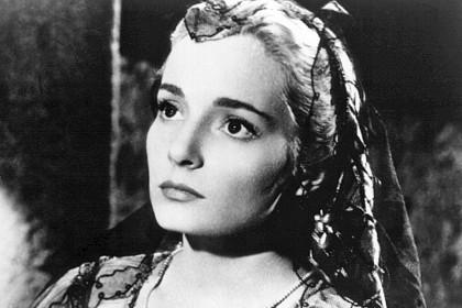 Desdémone (Suzanne Cloutier) dans Othello de Orson Welles © Anchise Brizzi