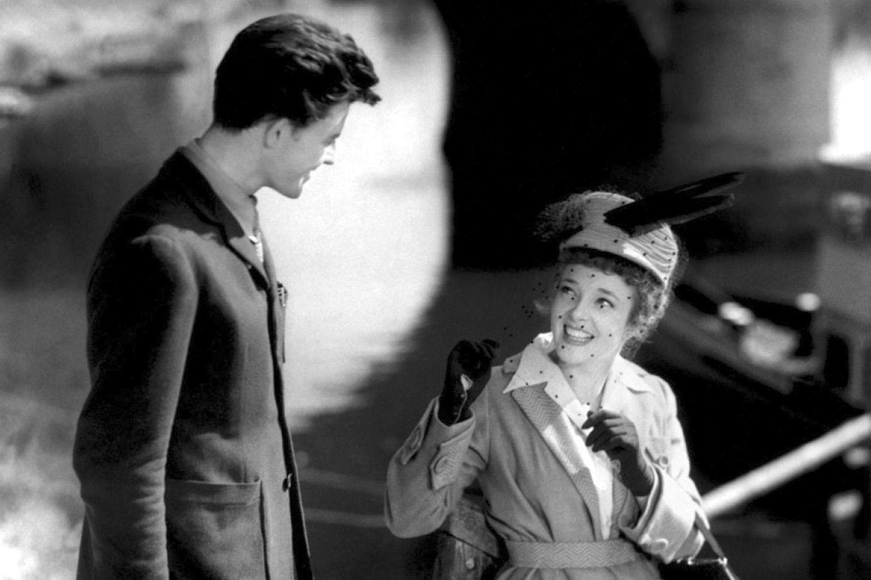 Gérard Philipe et Micheline Presle dans Le Diable au corps de Claude Autant-Lara © Paramount Pictures