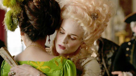 Léa Seydoux et Diane Kruger dans Les Adieux à la reine de Benoit Jacquot