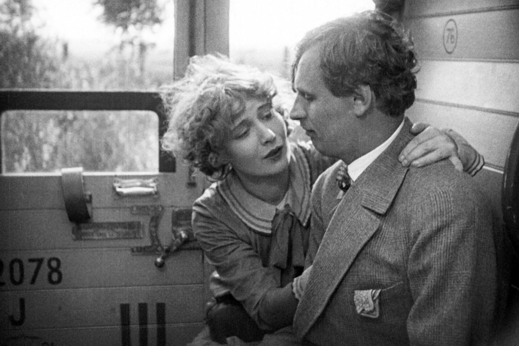 L'Amour de Jeanne Ney de Georg W. Pabst