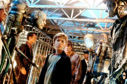 A.I. Intelligence artificielle de Steven Spielberg