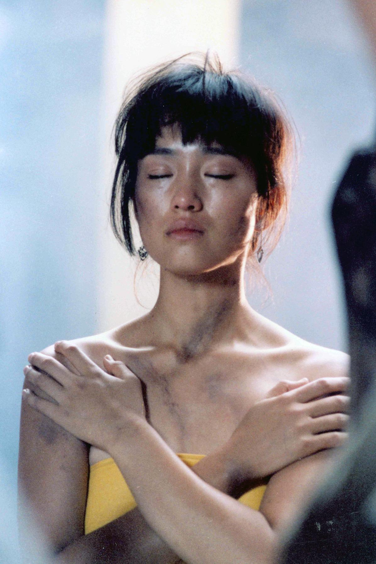 Gong Li dans Ju Dou de Zhang Yimou
