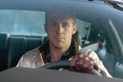 Ryan Gosling dans Drive de Nicolas Winding Refn