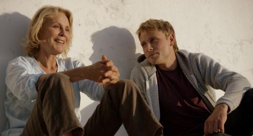 Marthe Keller et dans Amnesia