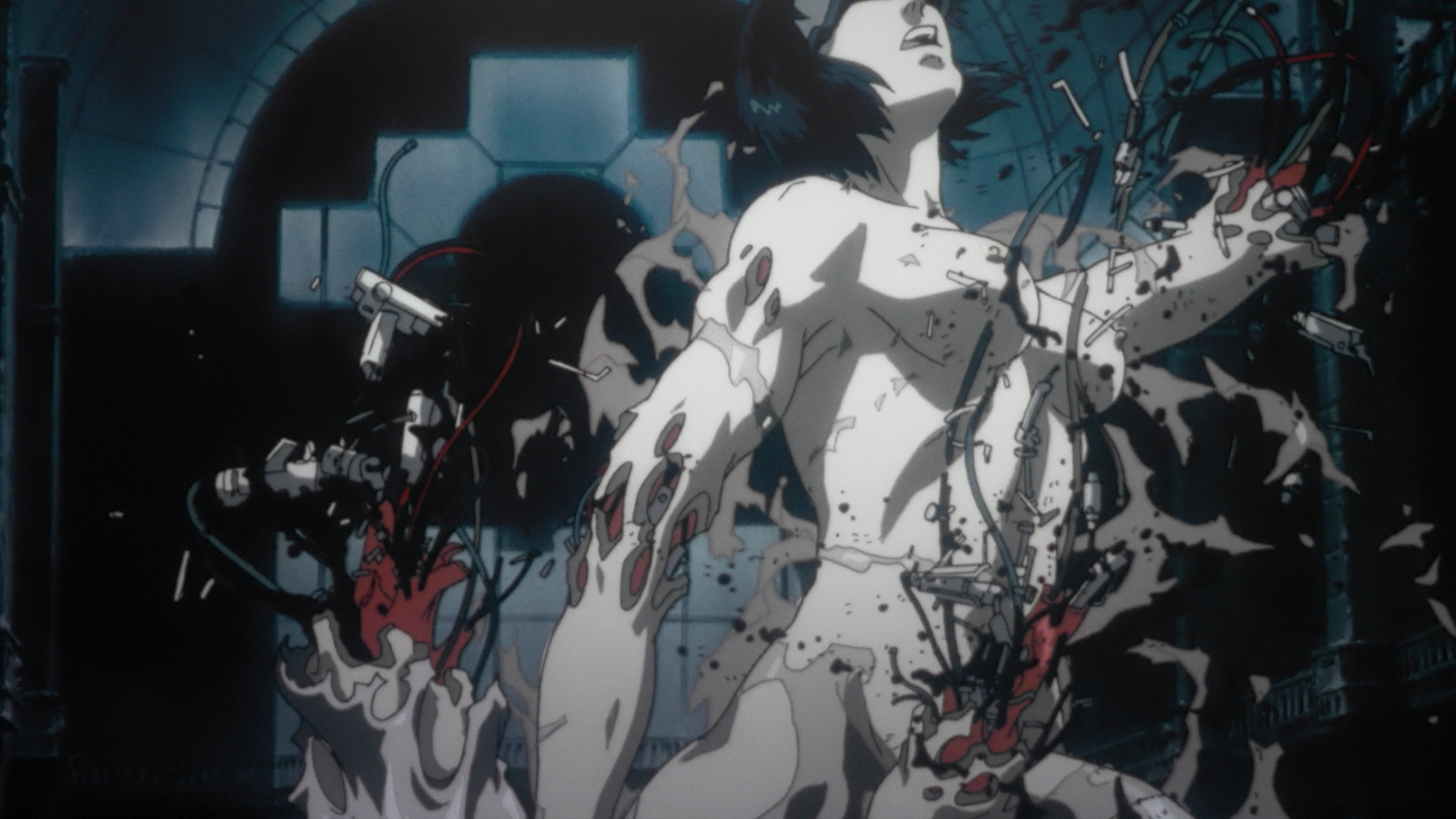 Ghost in the Shell de Mamoru Oshii