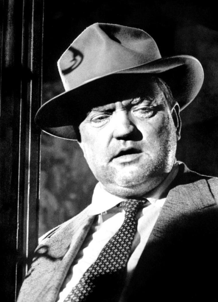 Orson Welles dans La Soif du mal