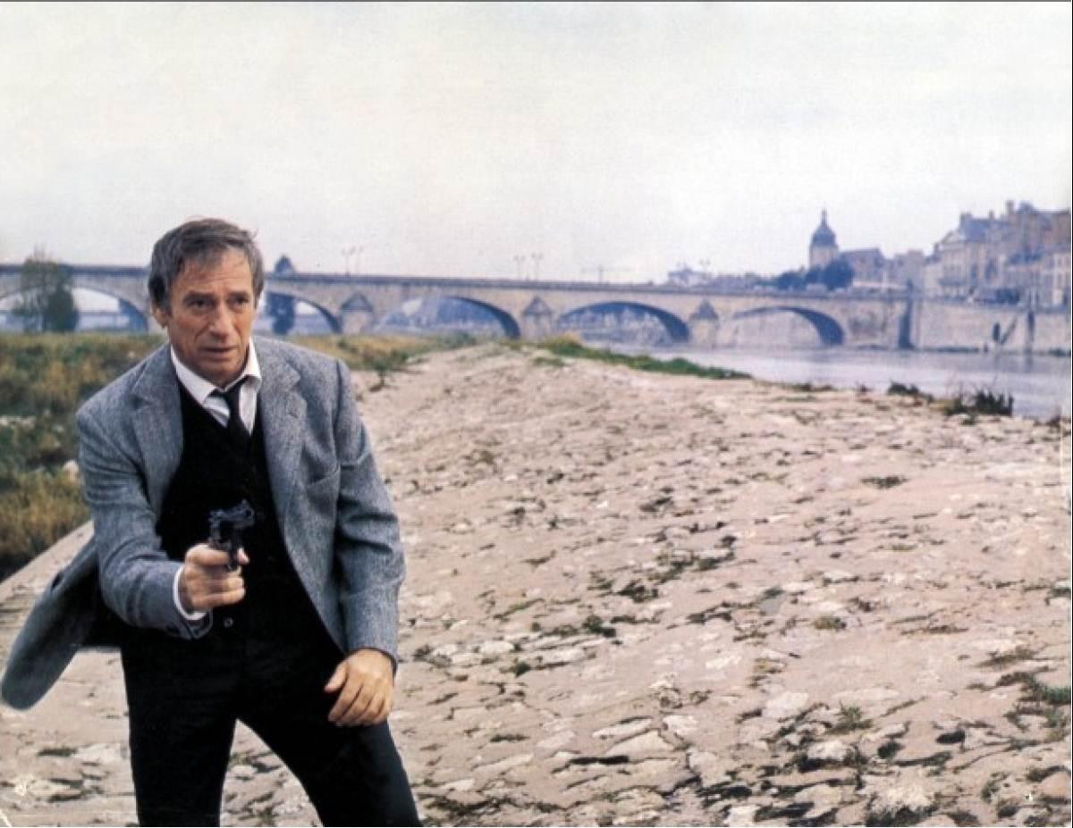 Yves Montand dans Police Python 357 de Alain Corneau