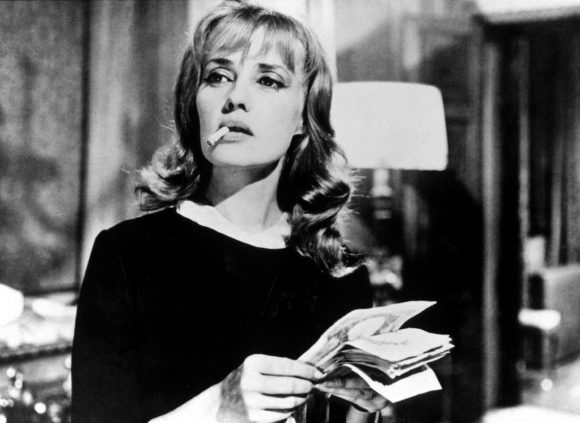 Jeanne Moreau dans Eva de Joseph Losey