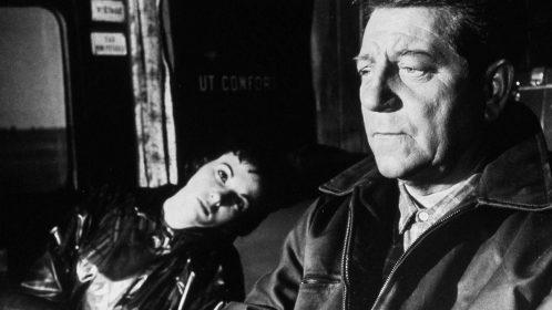 Françoise Arnoul et Jean Gabin dans Des gens sans importance de Henri Verneuil