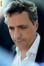 Kleber Mendonça Filho à Cannes en 2017 © Bertrand Noël