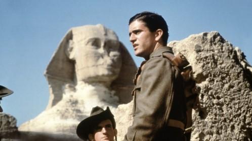 Mel Gibson dans Gallipoli