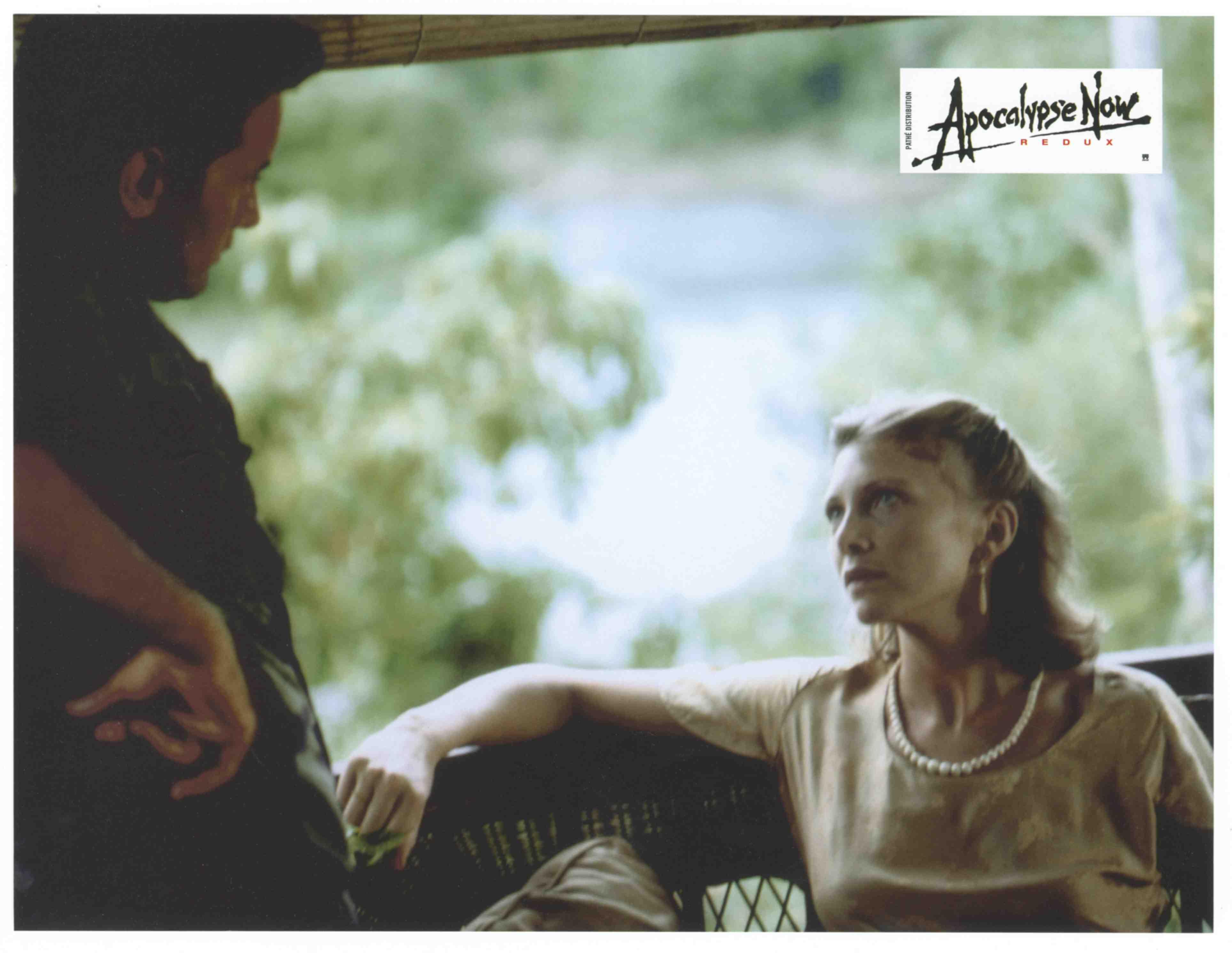 Aurore Clément dans Apocalypse Now Redux (2001)