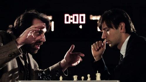 Capture d'écran du film Ivory Tower de Adam Traynor.