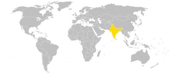 Spotlight on India. Open Doors 2011.
