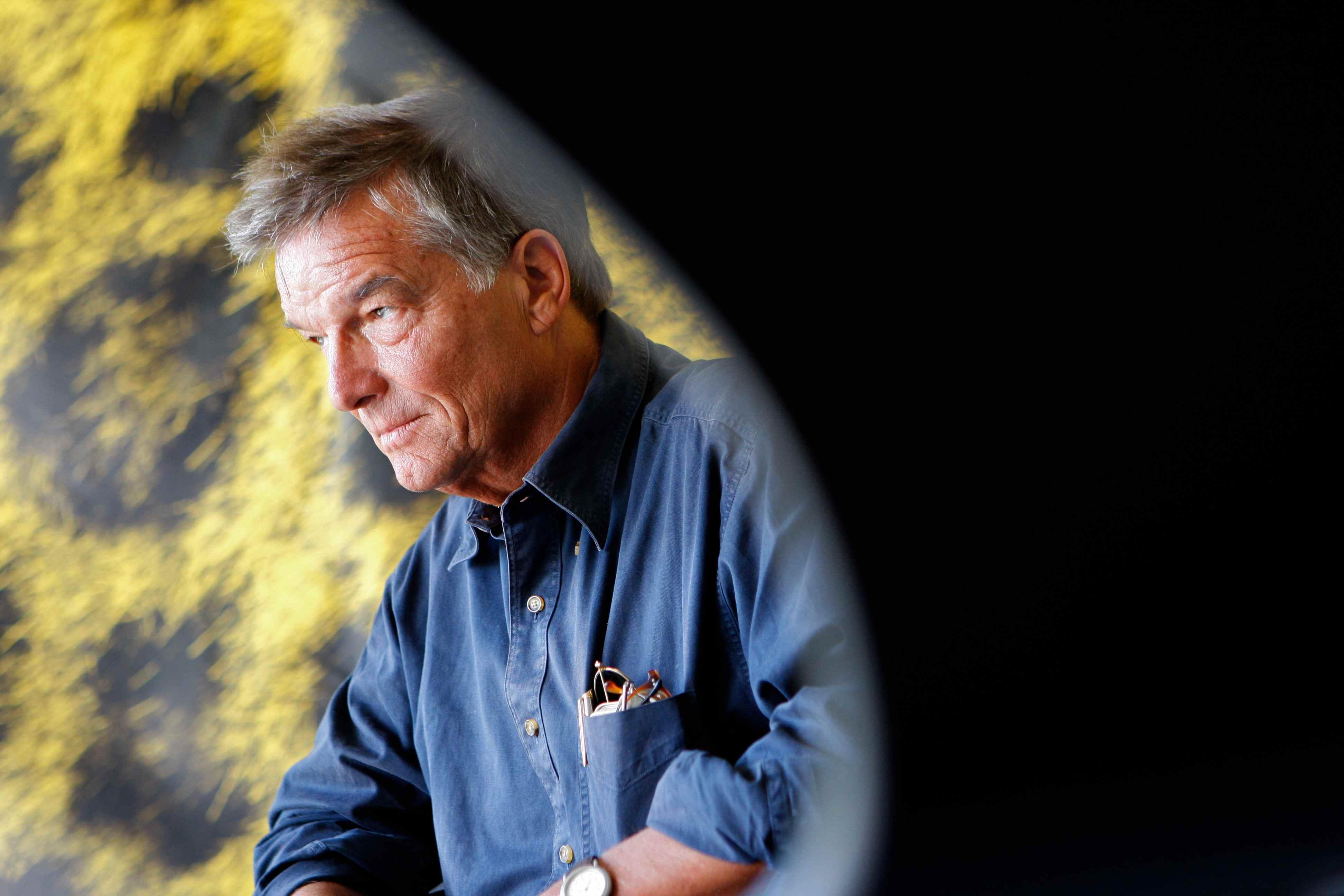 Benoit Jacquot à Locarno en 2010. Présentation Au fond des bois Piazza Grande.