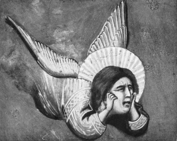 """""""Racconto da un affresco"""" de Luciano Emmer (1940). Photo concédée par la Cinétèque municipale de Bologna."""