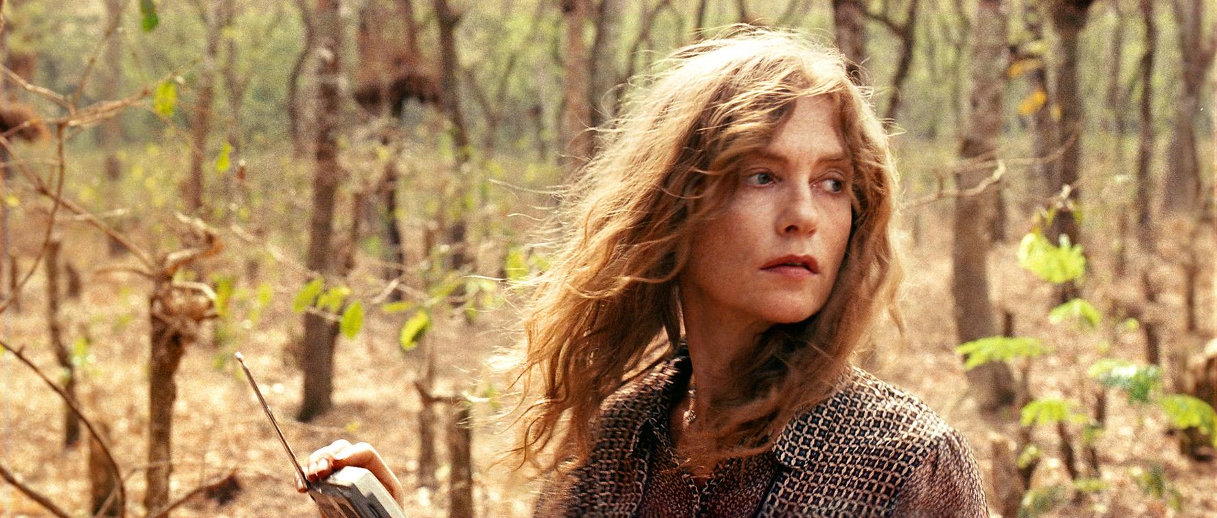 Isabelle Huppert dans White Material de Claire Denis
