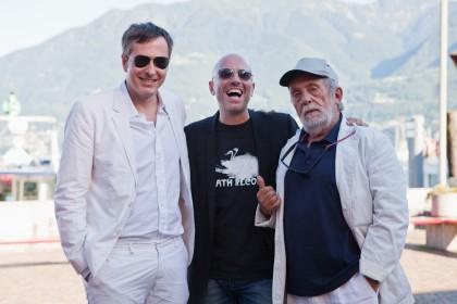 Olivier Père, Manlio Gomarasca et Aldo Lado