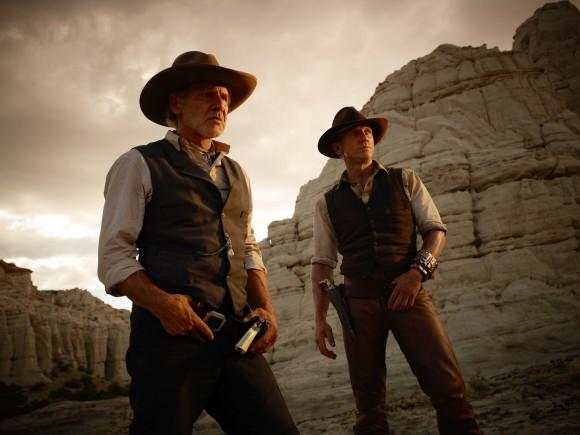 Cowboys et envahisseurs de Jon Favreau (2011)