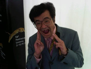 Takaaki Nomi, acteur en Saya Zamurai (2011)