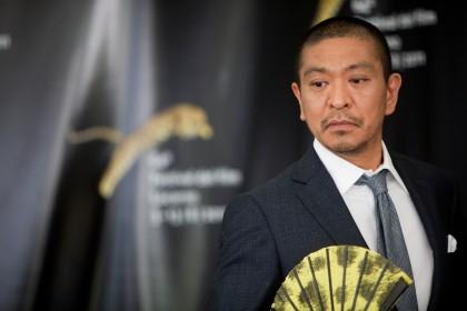 Hitoshi Matsumoto, régisseur Saya Zamurai (2011)
