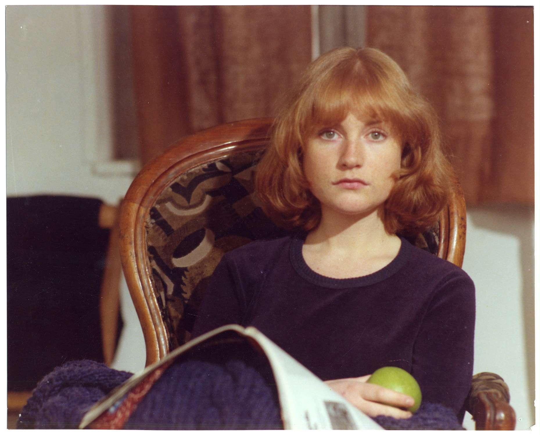 Isabelle Huppert dans La dentellière de Claude Goretta (1977)