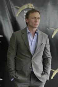 Daniel Craig. © Festival del film Locarno / Pedrazzini