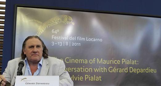 Gérard Depardieu. © Festival del film Locarno / Pedrazzini