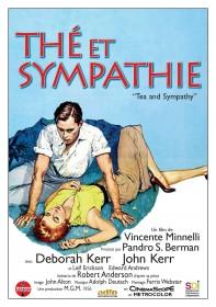 Affiche de Thé et Sympathie (1956)