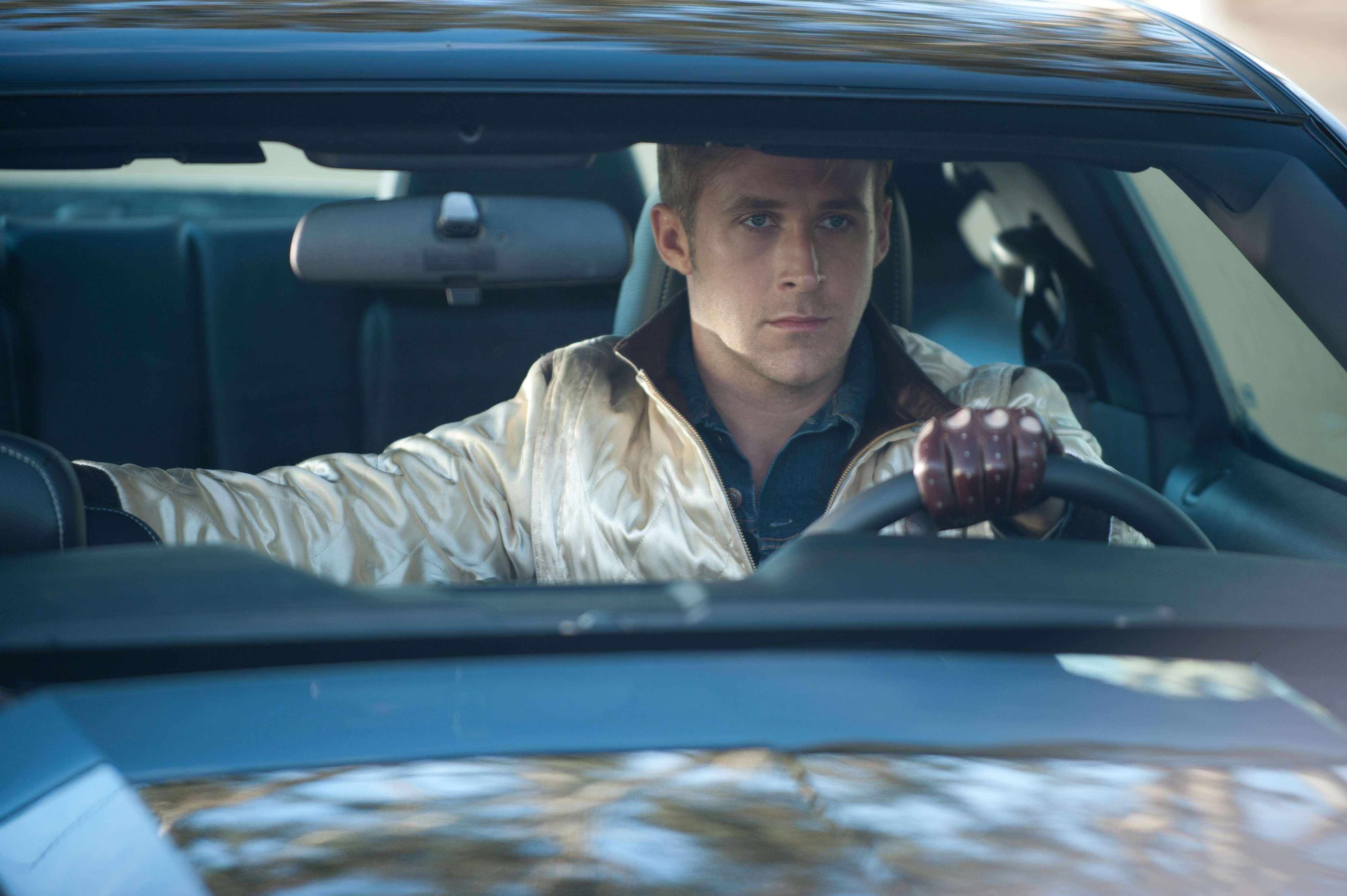 Ryan Gosling en Drive de Nicolas Winding Refn (2011)