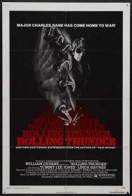 Affiche de Rolling Thunder (1977)