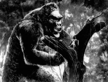 Fay Wray dans King Kong (1933)