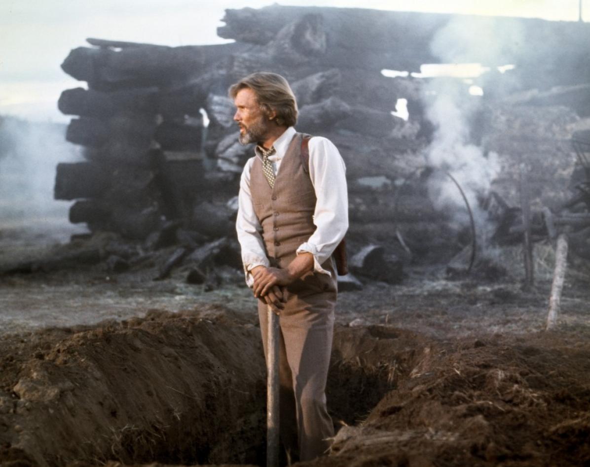 Kris Kristofferson dans La Porte du paradis (1980)