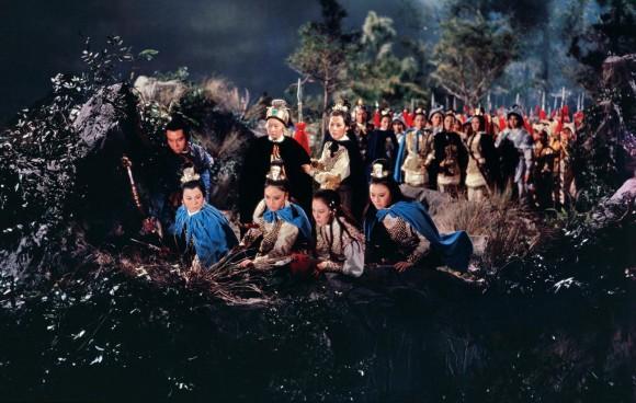 Les 14 Amazones (1972)