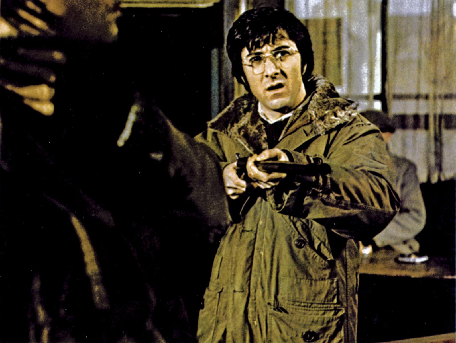 Dustin Hoffman dans Les Chiens de paille (1971)