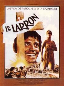 Affiche française du Le Larron (1980)