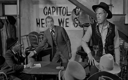 L'homme qui tua Liberty Valance de John Ford (1962)