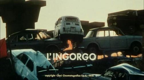 Le Grand Embouteillage de Luigi Comencini (1979)