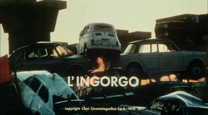 <em>Le Grand Embouteillage</em> de Luigi Comencini (1979)