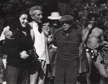 Le Testament d'Orphée de Jean Cocteau (1960)