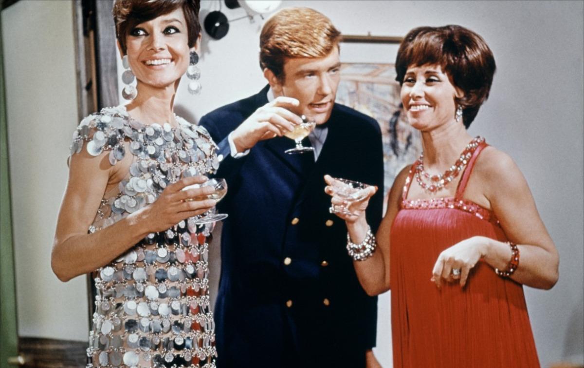 Voyage à deux de Stanley Donen (1967)