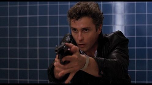 William Petersen dans Police fédérale, Los Angeles (1985)