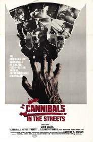 Affiche américaine de Pulsions cannibales (1980)