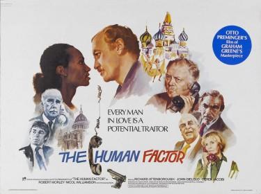 Affiche de The Human Factor (1979)