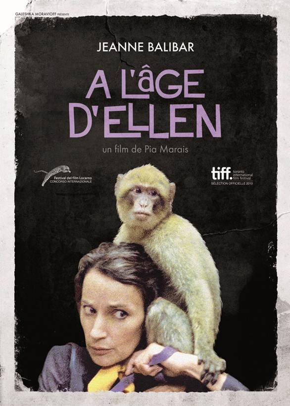 French poster of At Ellen's Age (2010)