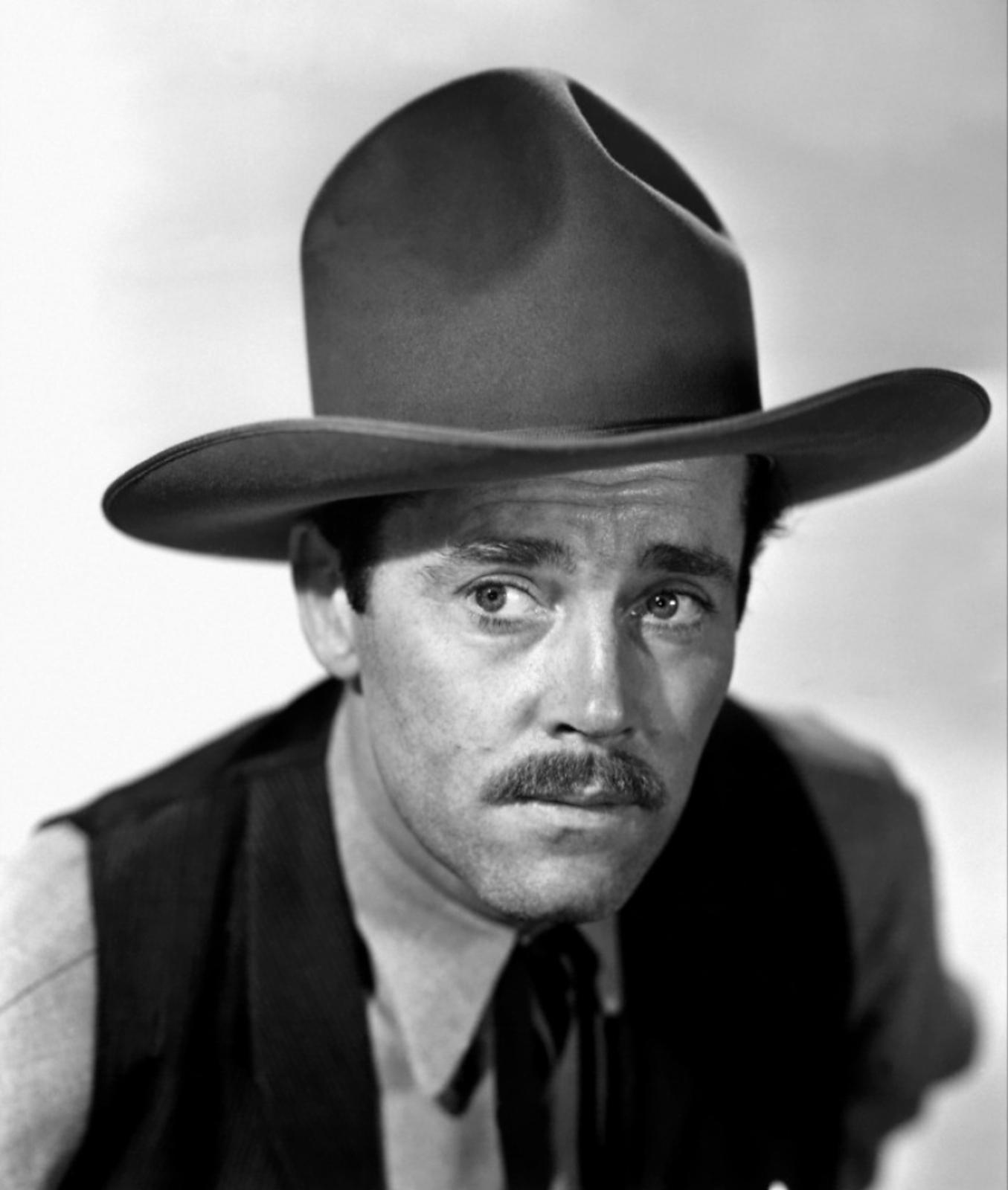 Henry Fonda dans La Poursuite infernale (1946)