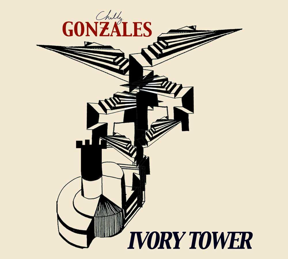 Couverture de l'album Ivory Tower (2010)