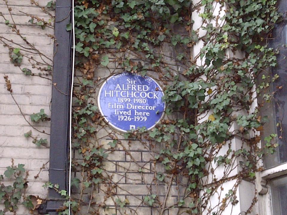 À Londres, entre Kensington et Chelsea (photo Maud Ameline)