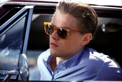Leonardo DiCaprio dans Arrête-moi si tu peux (2002)